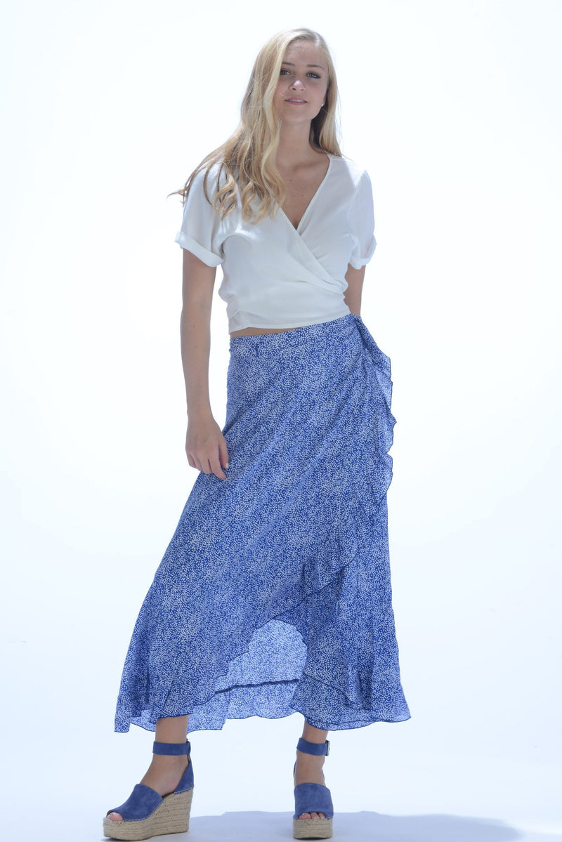 La Playa Skirt / Royal