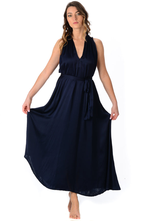 Elizabeth Dress / Navy