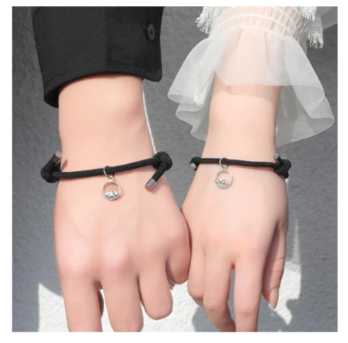 Attraction bracelet