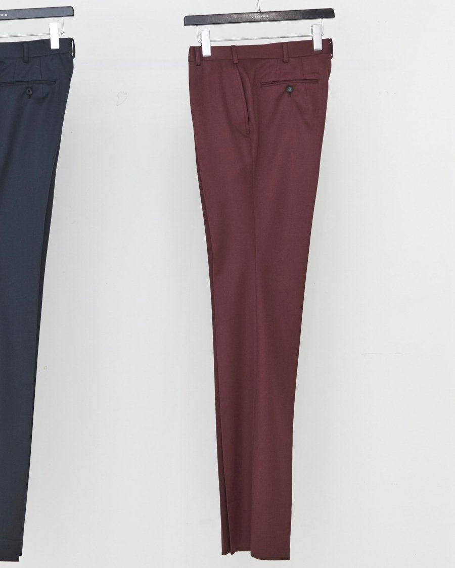 LITTLEBIG  Flare Trousers(BORDEAUX)
