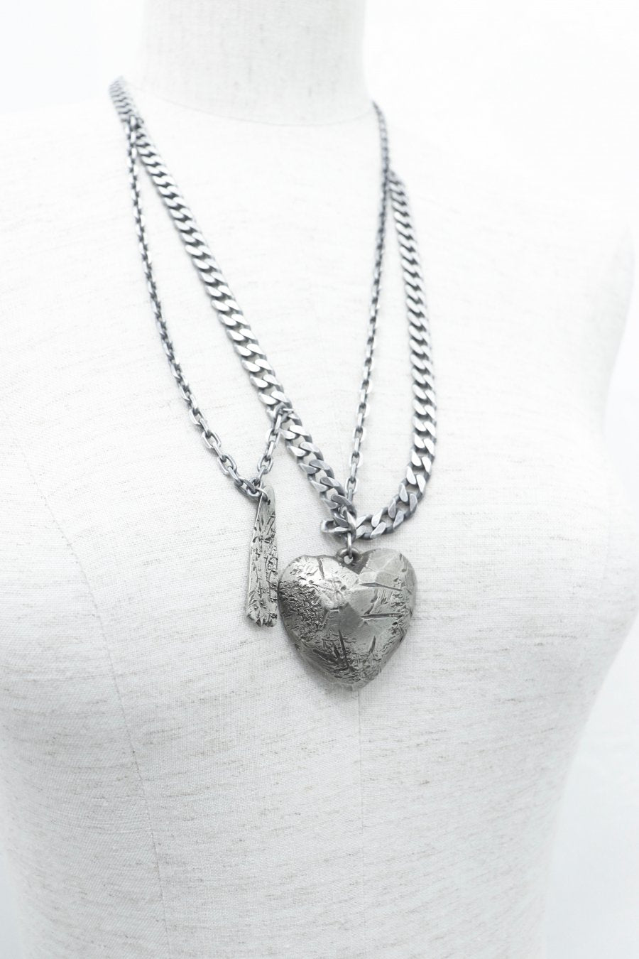 【serial number-2】YUKI HASHIMOTO × PALETTE art alive  LIMITED NECKLACE