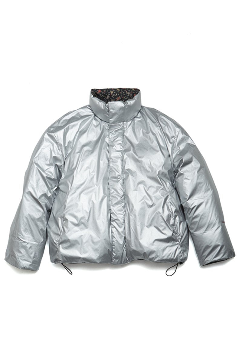 soe  Reversible Down Jacket collaborated with FIRST DOWN