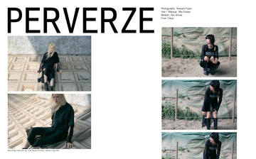 PERVERZE 2021 spring/summer collection LOOK