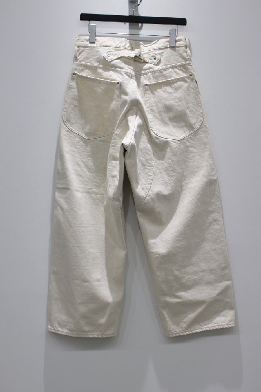 SUGARHILL  Washed Double Knee Pants