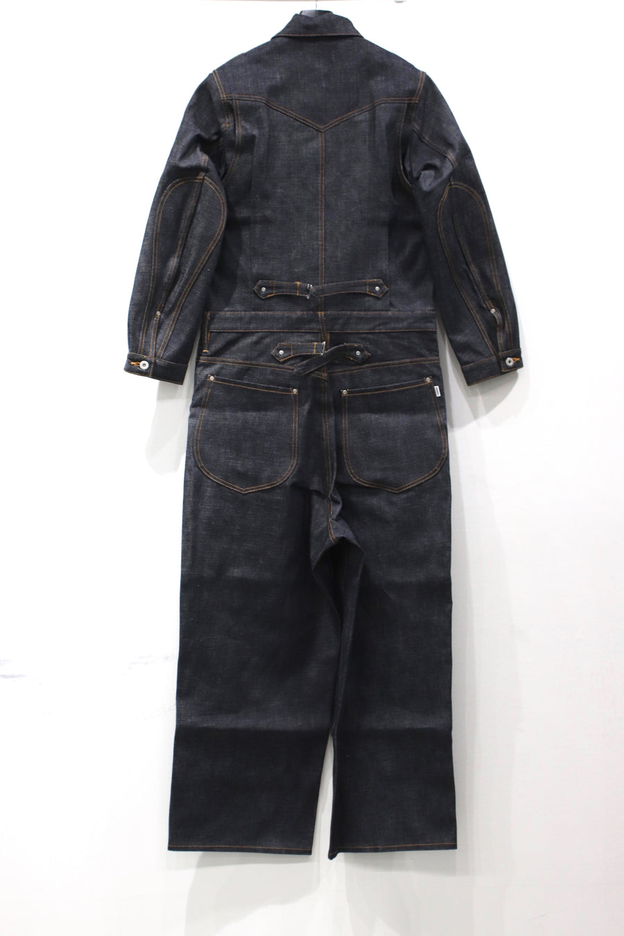 SUGARHILL  CLASSIC DENIM JUMPSUIT