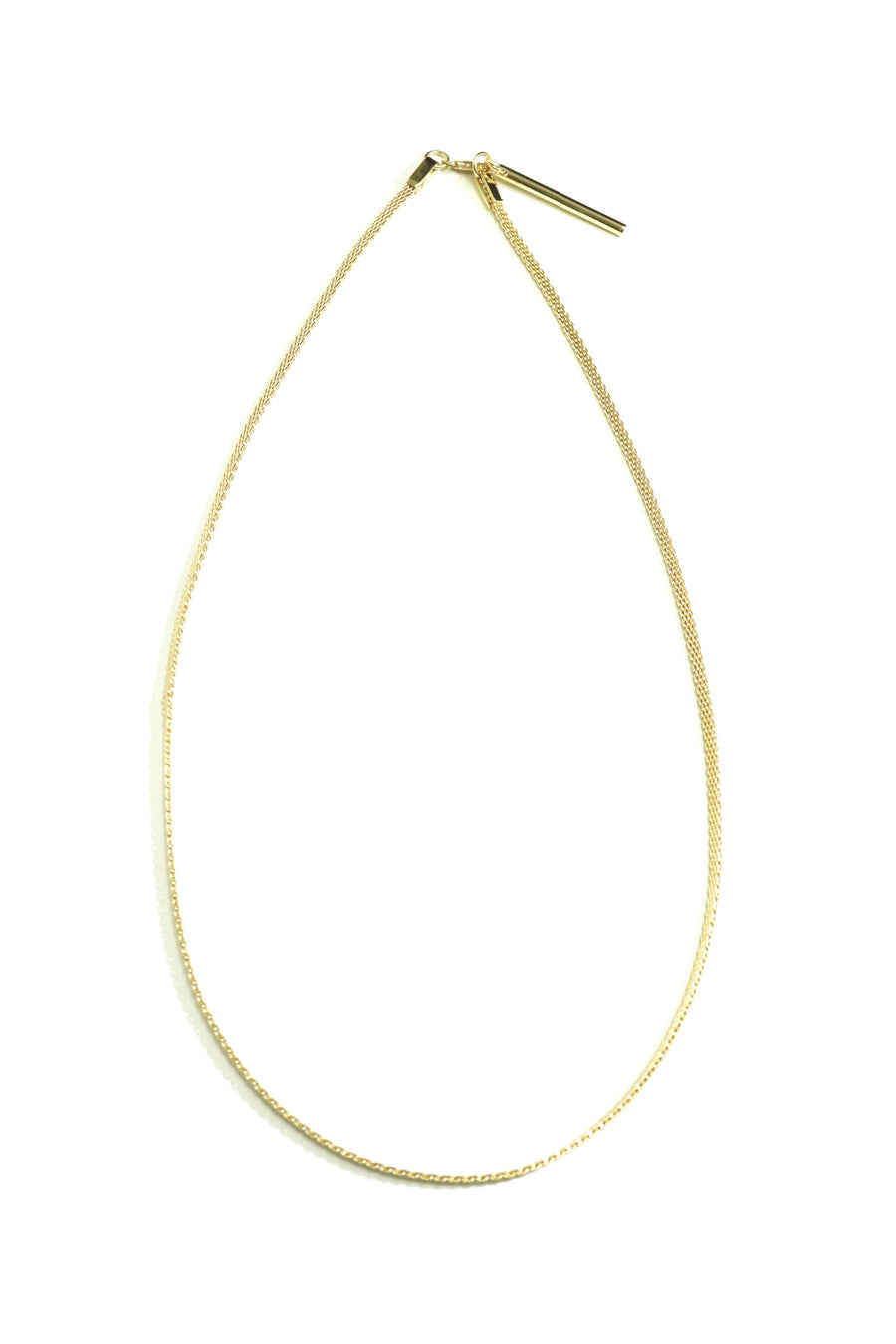 RATHEL & WOLF  PATRISSE necklace(Gold)