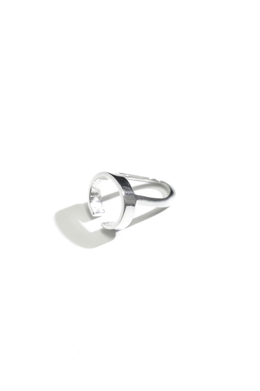 RATHEL & WOLF  SIMONE ring (SILVER)