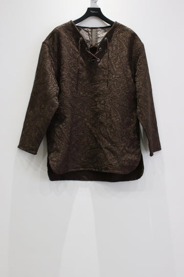 Children of the discordance  LACEUP PULLOVER OVERDYE