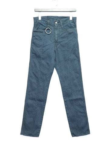 [ー]MINUS SIGUNATURE DENIM TROUSERS(INDIGO SLIM STRAIGHT)
