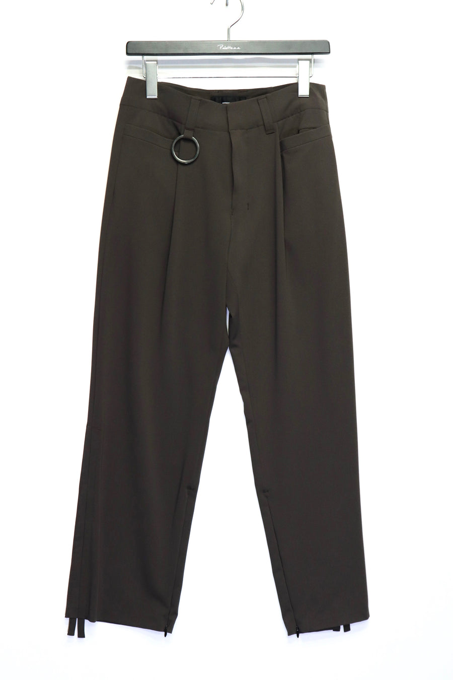 【30%OFF】[ー]MINUS  ADJUSTER TROUSERS(DARK)