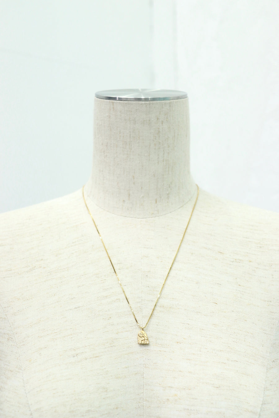SYU.HOMME/FEMM  Maria necklace(Gold)