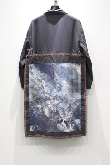 SHINYAKOZUKA  WORK COAT WITH YABIKU HENRIQUE YUDI