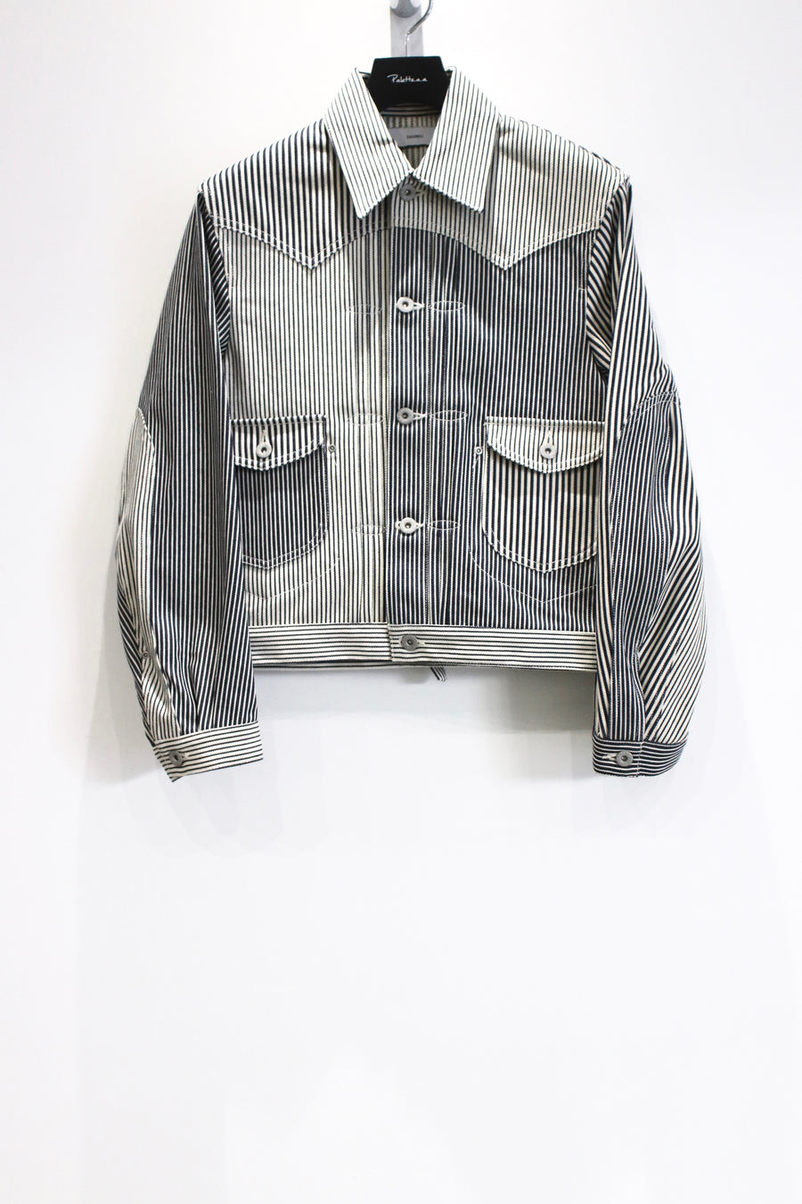 【20%OFF】SUGARHILL  RANDOM HICKORY JACKET