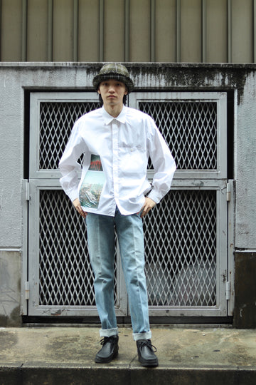 soe × PALETTE art alive Limited Shirts  Photo by Toshio Ohno(WHITE)