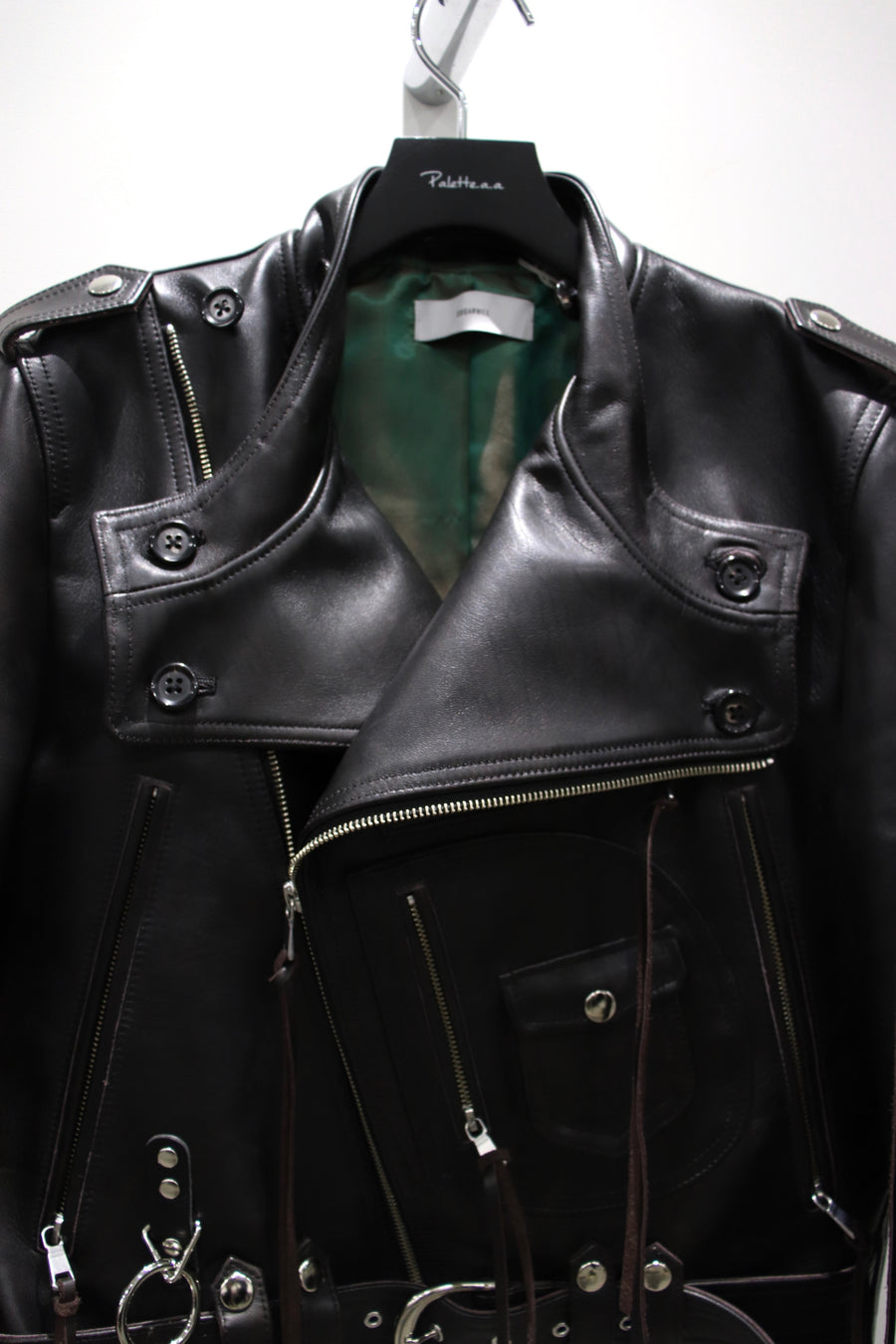 SUGARHILL  Peater's Riders Jacket