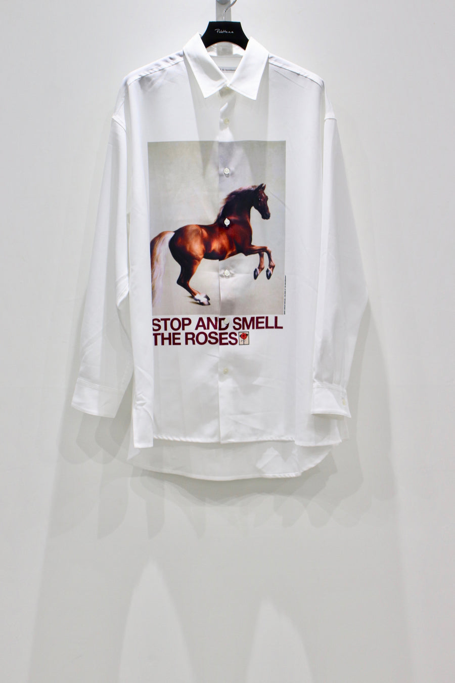 Children of the discordance  OIL PAINTING PRINT SHIRT C (A HORSE)