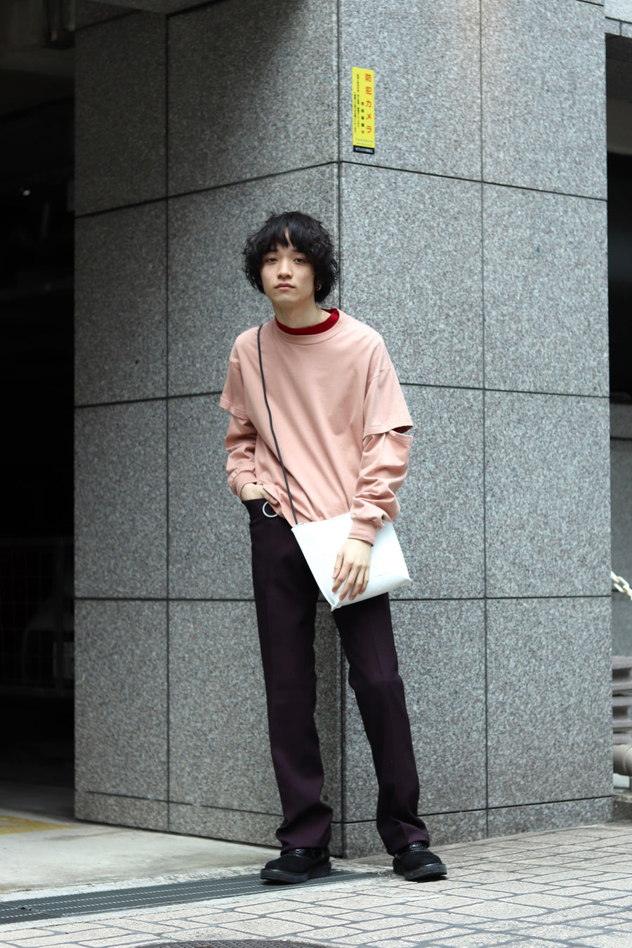 [ー]MINUS EVERYDAY TROUSERS