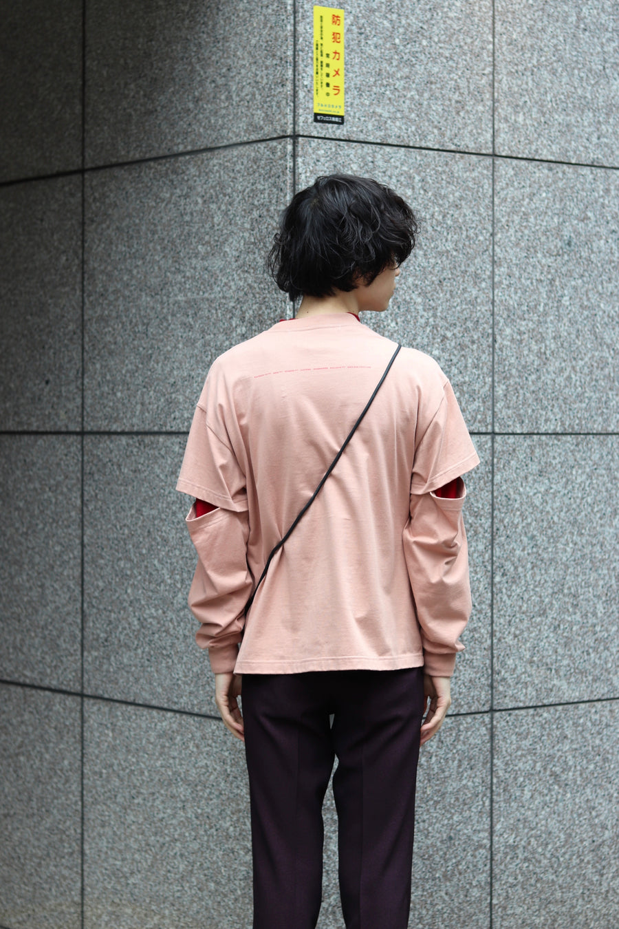 【20%OFF】soe  Cut-Sleeve L/S Shirts