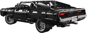 LEGO TECHNIC 42111 DOM'S DODGE CHARGER FASTt & FURIOUS