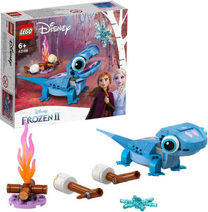 LEGO DISNEY PRINCESS 43186 - BRUNI, LA SALAMANDRA COSTRUIBILE