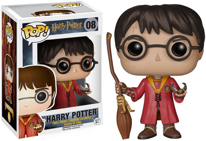 FUNKO HARRY POTTER 08