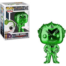 Carica l'immagine nel visualizzatore di Gallery, DC POP! Heroes Vinyl Figure The Joker (Green Chrome) 9 cm