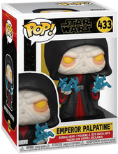 Carica l'immagine nel visualizzatore di Gallery, Star Wars Episode IX POP! Movies Vinyl Figure Revitalized Palpatine 9 cm
