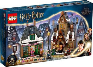 LEGO HARRY POTTER 76388 VISITA AL VILLAGGIO DI HOGSMADE