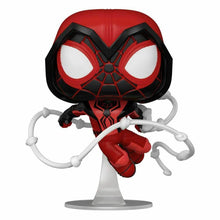 Carica l'immagine nel visualizzatore di Gallery, Marvel's Spider-Man POP! Games Vinyl Figure Miles Morales Red Suit 9 cm