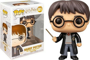 Harry Potter POP! Movies Vinyl Figure Harry Potter  10 cm