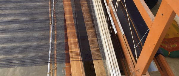 Handwoven loom