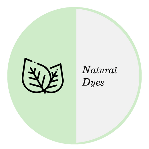 Natural dye Sustainable fashion