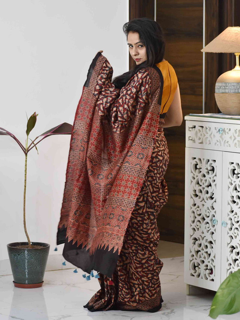 chanderi silk saree online