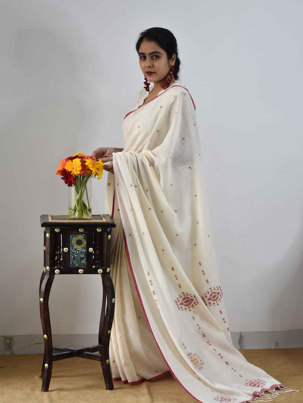 handwoven saree