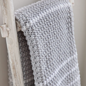 Cottage Vibes Throw Crochet Pattern