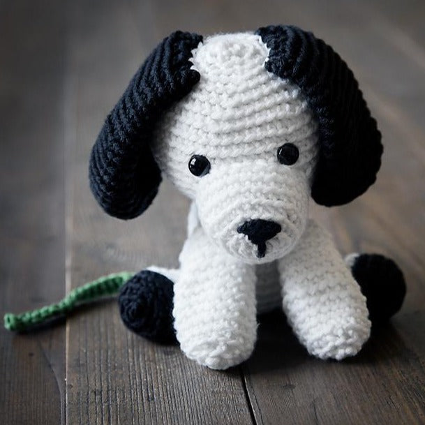 Adorable Puppy Crochet Pattern