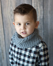 Load image into Gallery viewer, Manly Cowl Crochet Pattern