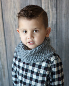 Manly Cowl Crochet Pattern