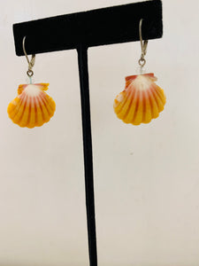 CC SUNRISE SHELL EARRING