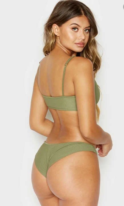 FRANKIES- GREER BOTTOM - OLIVE