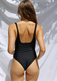 BENOA21 SANDY ONE PIECE - BLACK