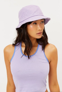 FRANKIES X BUCKET HAT- LILAC