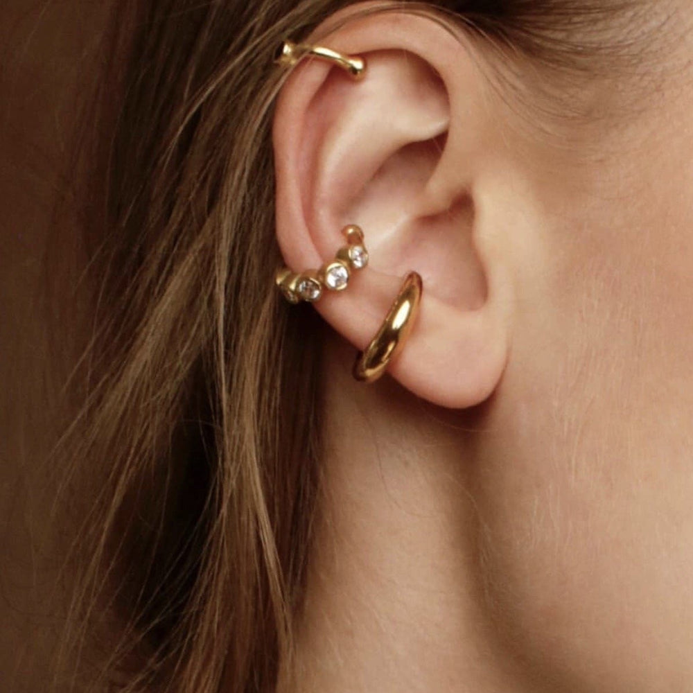 Load image into Gallery viewer, Ear Cuff Luna