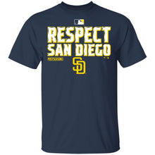 Load image into Gallery viewer, Respect San Diego Padres Shirt