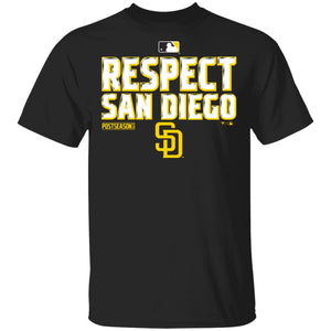 Respect San Diego Padres Shirt