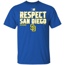 Load image into Gallery viewer, Respect San Diego Shirt