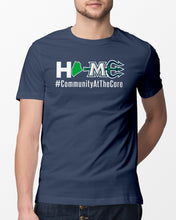 Load image into Gallery viewer, maine mariners home community at the core t shirt