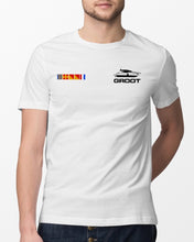Load image into Gallery viewer, groot yacht miami off-white t shirt