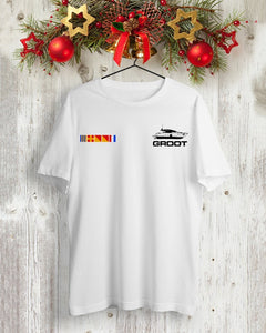 groot yacht miami off-white t shirt