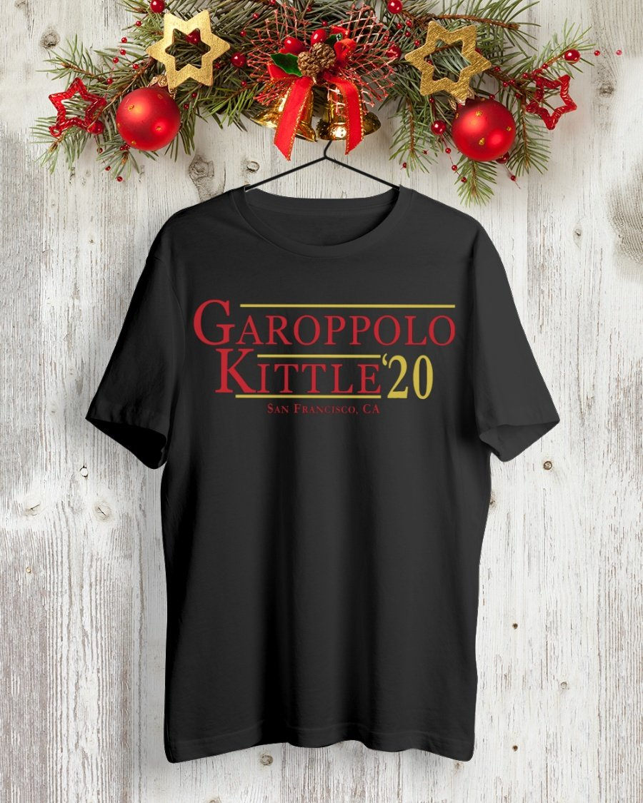 Garoppolo Kittle Shirt